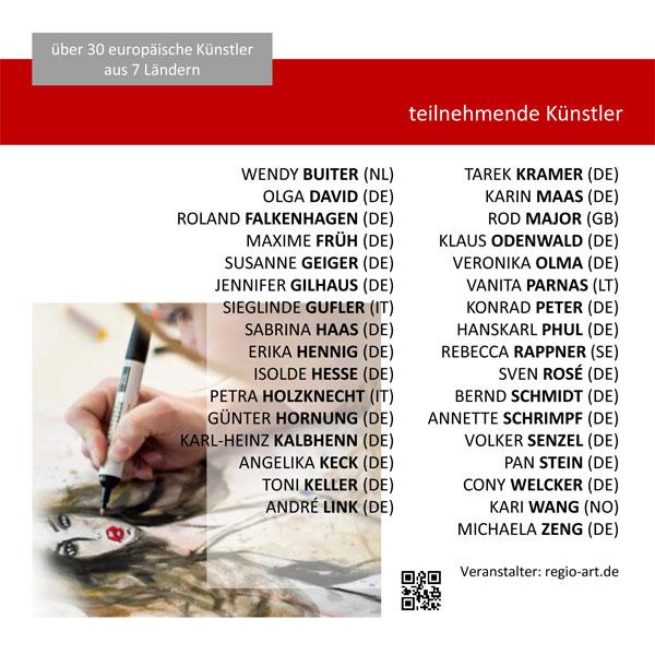 """Ausstellung """"Kunst im Zelt"""""""